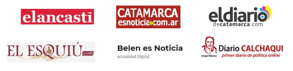 Diarios de Catamarca
